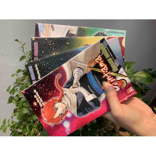 Truyện tranh Gintama - 7248388 , 17086160 , 15_17086160 , 15000 , Truyen-tranh-Gintama-15_17086160 , sendo.vn , Truyện tranh Gintama