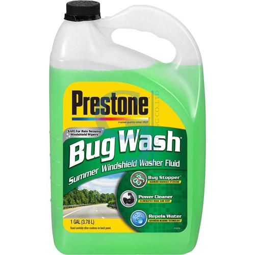 Nước rửa kính ô tô prestone bug wash usa