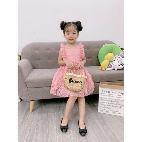 Váy Thiết kế bé gái
