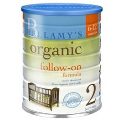 Sữa Bột Bellamy 's Organic Số 2 900g