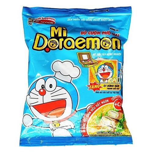Thùng mì DORAEMON 30 gói hương vị bò cuộn phô mai xanh - 7249625 , 17086757 , 15_17086757 , 107700 , Thung-mi-DORAEMON-30-goi-huong-vi-bo-cuon-pho-mai-xanh-15_17086757 , sendo.vn , Thùng mì DORAEMON 30 gói hương vị bò cuộn phô mai xanh