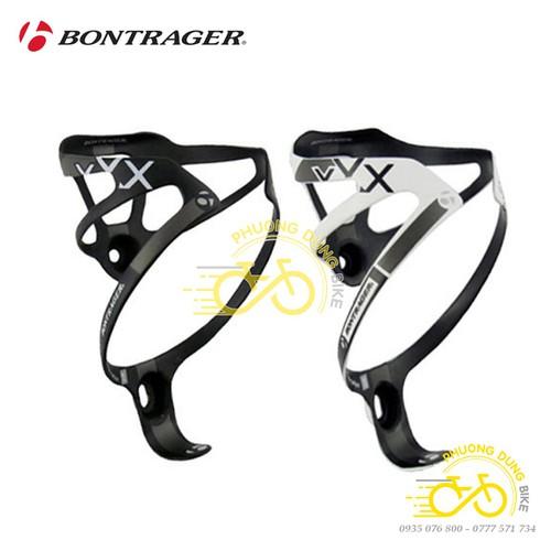 Gọng rọ đựng bình nước xe đạp Carbon Bontrager - Màu Đen