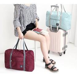 Túi du lịch gấp gọn tiện ích