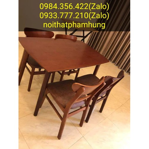 bàn ghế gỗ phòng ăn cao cấp - 7225713 , 17073809 , 15_17073809 , 2680000 , ban-ghe-go-phong-an-cao-cap-15_17073809 , sendo.vn , bàn ghế gỗ phòng ăn cao cấp