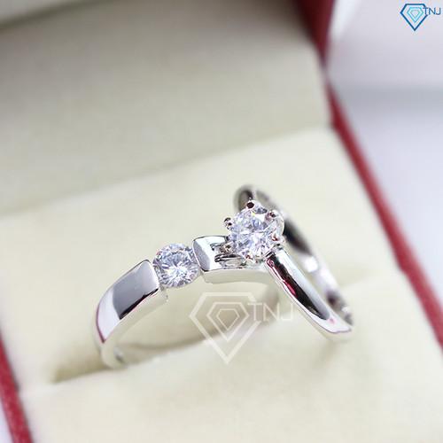 Nhẫn đôi bạc nhẫn cặp bạc đính đá đẹp ND0012 - Trang Sức TNJ - 7247887 , 17085842 , 15_17085842 , 550000 , Nhan-doi-bac-nhan-cap-bac-dinh-da-dep-ND0012-Trang-Suc-TNJ-15_17085842 , sendo.vn , Nhẫn đôi bạc nhẫn cặp bạc đính đá đẹp ND0012 - Trang Sức TNJ