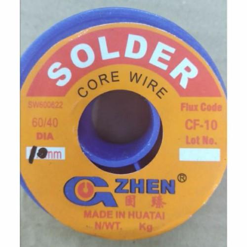 thiếc hàn cuộn  Soler gzhen