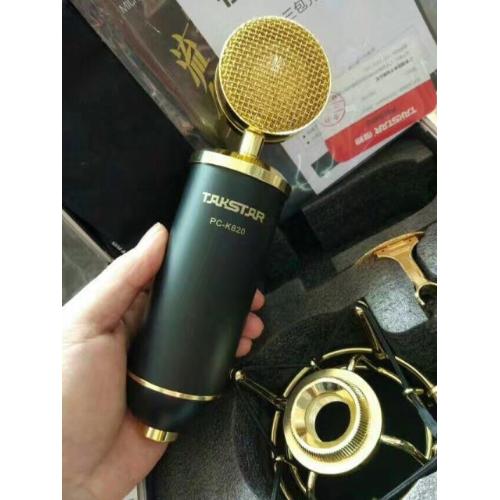 Micro thu âm chuyên nghiệp Takstar PC-K820 - 7233303 , 17077571 , 15_17077571 , 2450000 , Micro-thu-am-chuyen-nghiep-Takstar-PC-K820-15_17077571 , sendo.vn , Micro thu âm chuyên nghiệp Takstar PC-K820