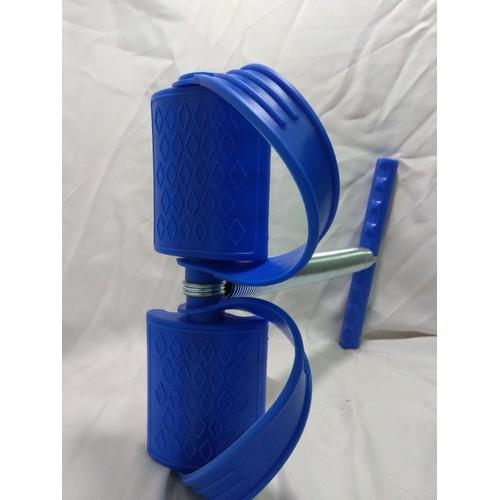 Dụng cụ tập thể dục Tummy với chất liệu nhựa cao cấp, lò xo co giãn chất lượng