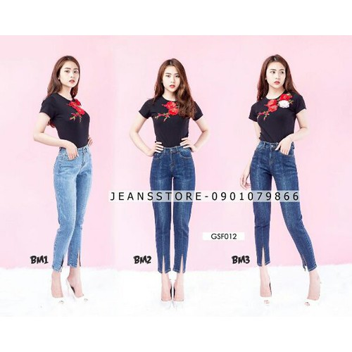 Quần jean nữ kiểu - 4631343 , 17088210 , 15_17088210 , 155000 , Quan-jean-nu-kieu-15_17088210 , sendo.vn , Quần jean nữ kiểu