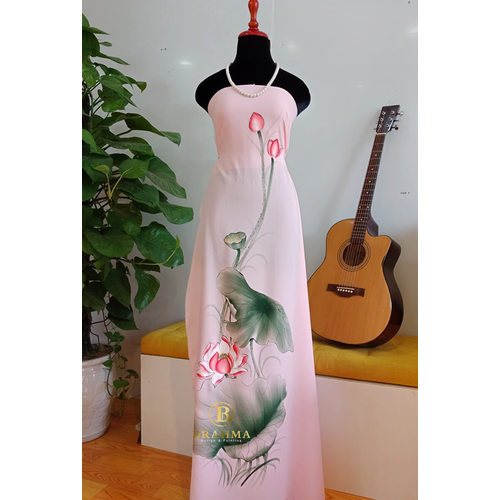 Vải áo dài Vẽ HOA SEN #1VN Đẹp Nhẹ Nhàng   vải áo dài ĐẸP NHẤT, Giá Rẻ, Chất Lượng & ĐỘC Đáo- Vẽ Áo Dài Brahma - 7246380 , 17084965 , 15_17084965 , 490000 , Vai-ao-dai-Ve-HOA-SEN-1VN-Dep-Nhe-Nhang-vai-ao-dai-DEP-NHAT-Gia-Re-Chat-Luong-DOC-Dao-Ve-Ao-Dai-Brahma-15_17084965 , sendo.vn , Vải áo dài Vẽ HOA SEN #1VN Đẹp Nhẹ Nhàng   vải áo dài ĐẸP NHẤT, Giá Rẻ, Chất L