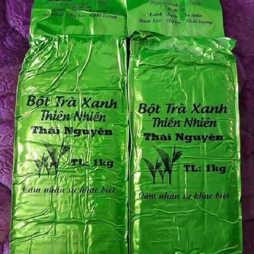 Bột Trà Xanh Thái Nguyên 1 ký - 7257494 , 17091124 , 15_17091124 , 180000 , Bot-Tra-Xanh-Thai-Nguyen-1-ky-15_17091124 , sendo.vn , Bột Trà Xanh Thái Nguyên 1 ký