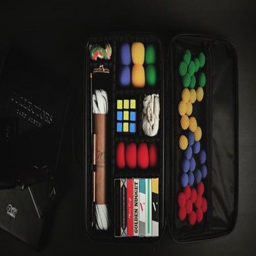 Phụ kiện dụng cụ ảo thuật cao cấp mẫu mã đẹp: Túi đựng đồ ảo thuật TCC Close up Handbag