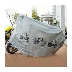 Bạt phủ xe máy, xe đạp