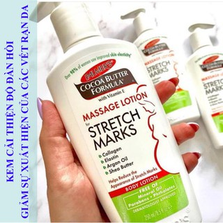 Kem CHỐNG RẠN DA Palmer Cocoa Butter Massage Lotion for Stretch Marks [ĐƯỢC KIỂM HÀNG] 17081800 - 17081800 thumbnail