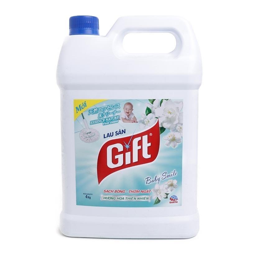 Nước lau sàn Gift hương Ylang 4kg