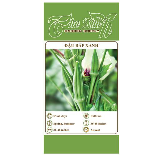 Hạt giống đậu bắp xanh - 7242416 , 17082792 , 15_17082792 , 10000 , Hat-giong-dau-bap-xanh-15_17082792 , sendo.vn , Hạt giống đậu bắp xanh