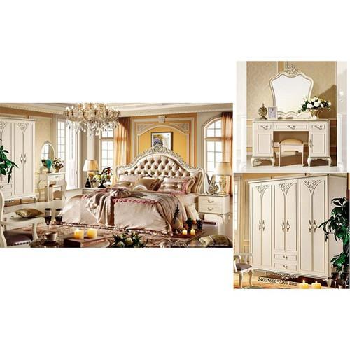 Bộ giường ngủ tân cổ điển PH-SET8636 cao cấp - 7241419 , 17082457 , 15_17082457 , 54900000 , Bo-giuong-ngu-tan-co-dien-PH-SET8636-cao-cap-15_17082457 , sendo.vn , Bộ giường ngủ tân cổ điển PH-SET8636 cao cấp
