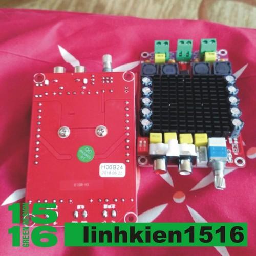 Mạch khuếch đại âm thanh TDA7498 Class-D 2x100W - 7251472 , 17087726 , 15_17087726 , 170000 , Mach-khuech-dai-am-thanh-TDA7498-Class-D-2x100W-15_17087726 , sendo.vn , Mạch khuếch đại âm thanh TDA7498 Class-D 2x100W