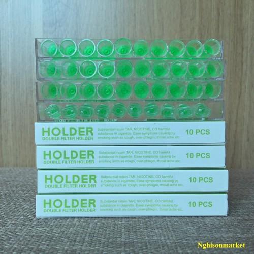 Combo 80 chiếc Đầu Lọc Thuốc bảo vệ sức khỏe người hút Thuốc