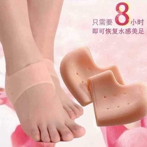 Cặp 2 miếng bọc gót chân silicon