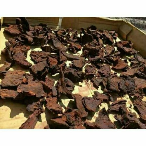 2kg hà thủ ô khô đã chế đậu đen