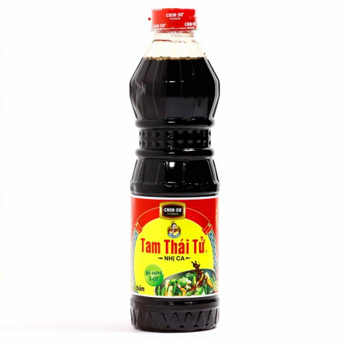 nước tương tam thái tử nhị ca 500ml với 6 chai