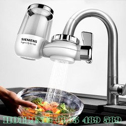 Máy lọc nước tại vòi - Máy lọc nước tại vòi SIEMENS