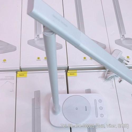 Đèn bàn thông minh kiêm sạc không dây Baseus - 4795193 , 17085086 , 15_17085086 , 750000 , Den-ban-thong-minh-kiem-sac-khong-day-Baseus-15_17085086 , sendo.vn , Đèn bàn thông minh kiêm sạc không dây Baseus