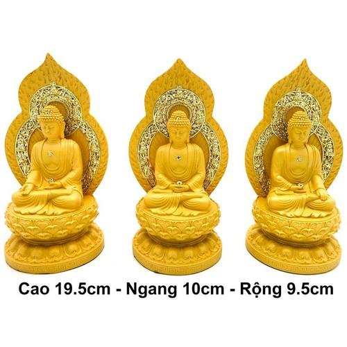 Bộ tượng Phật A Di Đà - Thờ Cúng - Phong Thuỷ - Trưng nội thất phòng khách, phòng làm việc - Quà tặng tân gia, bạn bè, đối tác làm ăn - 7254851 , 17089654 , 15_17089654 , 1000000 , Bo-tuong-Phat-A-Di-Da-Tho-Cung-Phong-Thuy-Trung-noi-that-phong-khach-phong-lam-viec-Qua-tang-tan-gia-ban-be-doi-tac-lam-an-15_17089654 , sendo.vn , Bộ tượng Phật A Di Đà - Thờ Cúng - Phong Thuỷ - Trưng nội
