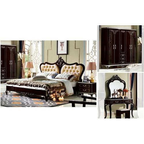 Bộ giường tủ tân cổ điển nhập khẩu PH-SET 8633 cao cấp - 7242353 , 17082716 , 15_17082716 , 54900000 , Bo-giuong-tu-tan-co-dien-nhap-khau-PH-SET-8633-cao-cap-15_17082716 , sendo.vn , Bộ giường tủ tân cổ điển nhập khẩu PH-SET 8633 cao cấp