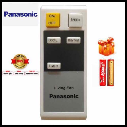 Điều khiển quạt trần Panasonic - 7246367 , 17084950 , 15_17084950 , 105000 , Dieu-khien-quat-tran-Panasonic-15_17084950 , sendo.vn , Điều khiển quạt trần Panasonic