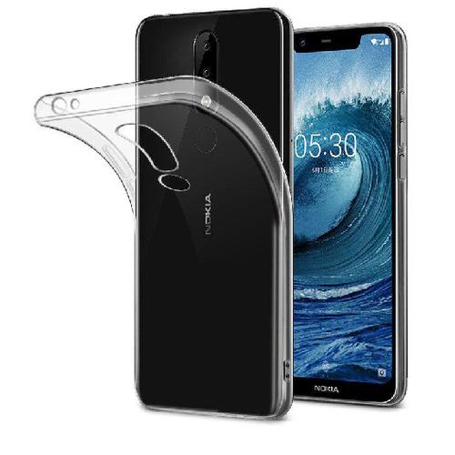 ỐP silicon trong suốt cho Nokia1,2,3,nokia5,6,nokiax5,nokiax6