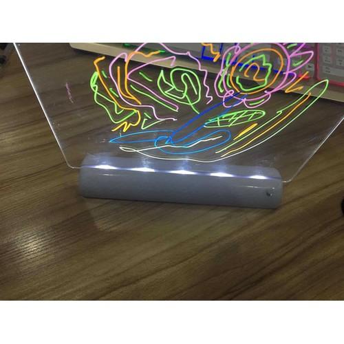 Bộ vẽ hình ma thuật đèn led phóng 3D cực đẹp cho trẻ
