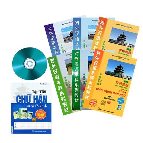 Combo Giáo trình hán ngữ mới 6 cuốn và Tập viết theo giáo trình TẶNG CD Bộ tài liệu VÔ GIÁ giúp học Tiếng trung từ con số 0 - 7274031 , 17099089 , 15_17099089 , 666000 , Combo-Giao-trinh-han-ngu-moi-6-cuon-va-Tap-viet-theo-giao-trinh-TANG-CD-Bo-tai-lieu-VO-GIA-giup-hoc-Tieng-trung-tu-con-so-0-15_17099089 , sendo.vn , Combo Giáo trình hán ngữ mới 6 cuốn và Tập viết theo giáo