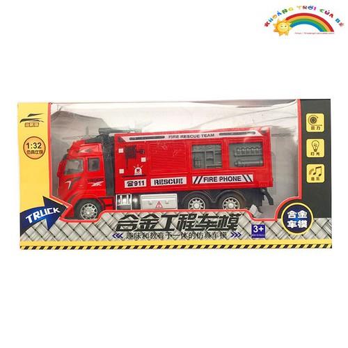 [ Hà Nội | Tp HCM ] Mô hình xe nước cứu hỏa [GIÁ ƯU ĐÃI]