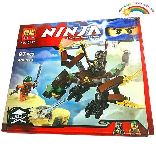 [ Hà Nội | Tp HCM ] Lắp ghép Ninja 10447 [GIÁ ƯU ĐÃI]
