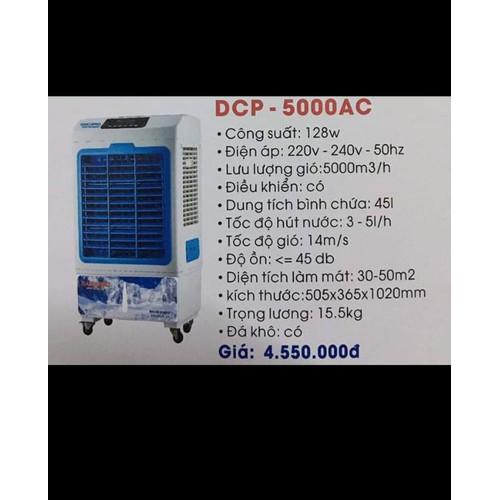 Quạt điều hoà Daichipro 5000A - 7276815 , 17100682 , 15_17100682 , 3850000 , Quat-dieu-hoa-Daichipro-5000A-15_17100682 , sendo.vn , Quạt điều hoà Daichipro 5000A