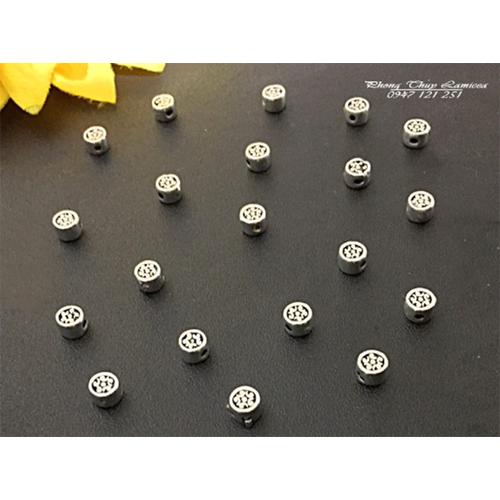 Khoen hoa dẹt bạc xuyên - 7284236 , 17104307 , 15_17104307 , 26000 , Khoen-hoa-det-bac-xuyen-15_17104307 , sendo.vn , Khoen hoa dẹt bạc xuyên