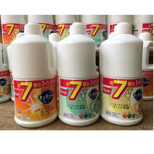 Nước rửa bát Nhật bản Kao 1380ml chính hãng - 11413670 , 17106993 , 15_17106993 , 280000 , Nuoc-rua-bat-Nhat-ban-Kao-1380ml-chinh-hang-15_17106993 , sendo.vn , Nước rửa bát Nhật bản Kao 1380ml chính hãng