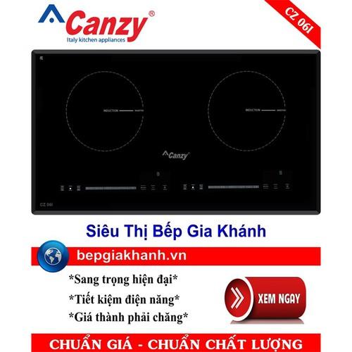 Bếp từ đôi Canzy CZ 06I