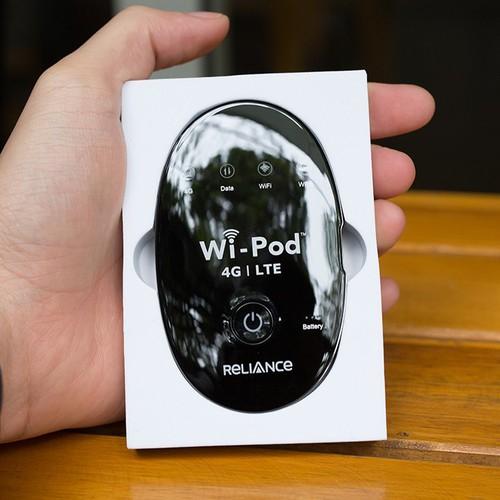 Củ phát wifi 4G LTE Wi-Pod WD670-WD670 mới về hàng y hình