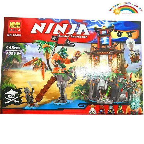 Đồ Chơi Trẻ Em Lắp ghép Ninja10461 [ĐỒ CHƠI TRÍ TUỆ] - 4799074 , 17094624 , 15_17094624 , 691000 , Do-Choi-Tre-Em-Lap-ghep-Ninja10461-DO-CHOI-TRI-TUE-15_17094624 , sendo.vn , Đồ Chơi Trẻ Em Lắp ghép Ninja10461 [ĐỒ CHƠI TRÍ TUỆ]