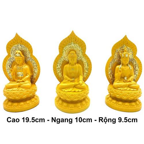 Bộ tượng Tam Thế Phật - Phật A Di Đà - Phật Quán Âm Bồ Tát - Địa Tạng Vương Bồ Tát - Thờ Cúng - Phong Thuỷ - Trưng nội thất phòng khách, phòng làm việc - Quà tặng tân gia, bạn bè, đối tác làm ăn - 7282244 , 17103139 , 15_17103139 , 1000000 , Bo-tuong-Tam-The-Phat-Phat-A-Di-Da-Phat-Quan-Am-Bo-Tat-Dia-Tang-Vuong-Bo-Tat-Tho-Cung-Phong-Thuy-Trung-noi-that-phong-khach-phong-lam-viec-Qua-tang-tan-gia-ban-be-doi-tac-lam-an-15_17103139 , sendo.vn , Bộ