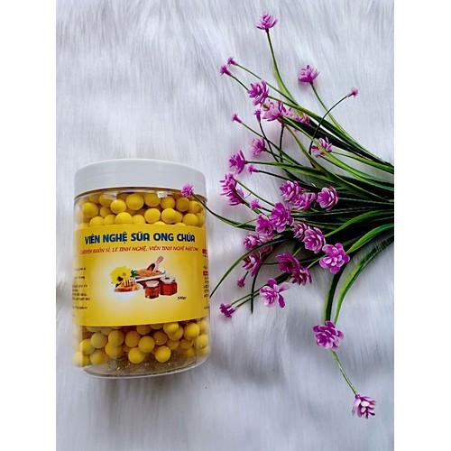 1 Hộp Viên tinh bột nghệ sữa ong chúa 500 gam - 7276772 , 17100629 , 15_17100629 , 120000 , 1-Hop-Vien-tinh-bot-nghe-sua-ong-chua-500-gam-15_17100629 , sendo.vn , 1 Hộp Viên tinh bột nghệ sữa ong chúa 500 gam