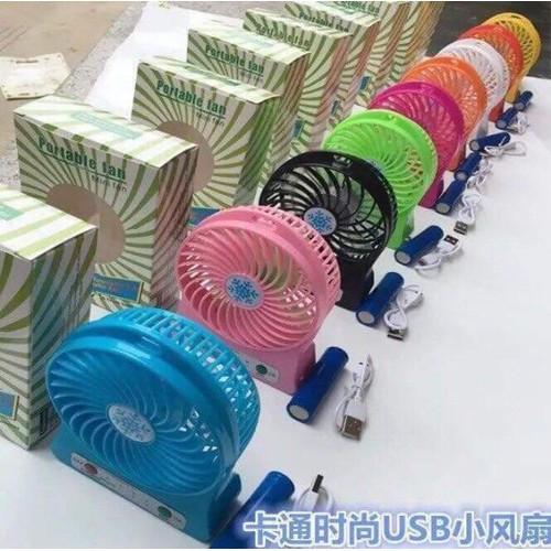 quạt tích điện mini 3 tốc độ - 7278974 , 17101717 , 15_17101717 , 120000 , quat-tich-dien-mini-3-toc-do-15_17101717 , sendo.vn , quạt tích điện mini 3 tốc độ