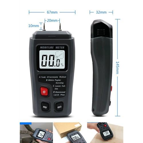 Máy đo độ ẩm vật liệu 0-99
