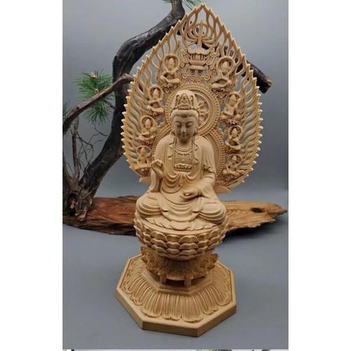 Tượng Phật bà ngồi đài sen -AiNhan - 4633070 , 17099310 , 15_17099310 , 1180000 , Tuong-Phat-ba-ngoi-dai-sen-AiNhan-15_17099310 , sendo.vn , Tượng Phật bà ngồi đài sen -AiNhan