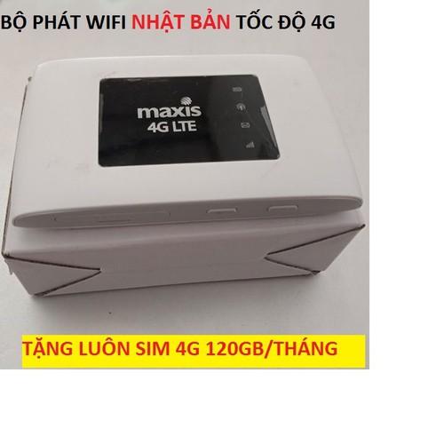 Bộ phát sóng wifi di động 4G- Bộ phát sóng wifi từ sim tốt nhất hiện nay-phát 4G