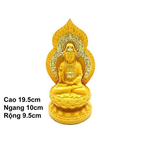 Tượng Phật Quán Âm Bồ Tát - Thờ Cúng - Phong Thuỷ - Trưng nội thất phòng khách, phòng làm việc - Quà tặng tân gia, bạn bè, đối tác làm ăn - 7281837 , 17103005 , 15_17103005 , 390000 , Tuong-Phat-Quan-Am-Bo-Tat-Tho-Cung-Phong-Thuy-Trung-noi-that-phong-khach-phong-lam-viec-Qua-tang-tan-gia-ban-be-doi-tac-lam-an-15_17103005 , sendo.vn , Tượng Phật Quán Âm Bồ Tát - Thờ Cúng - Phong Thuỷ - Tr