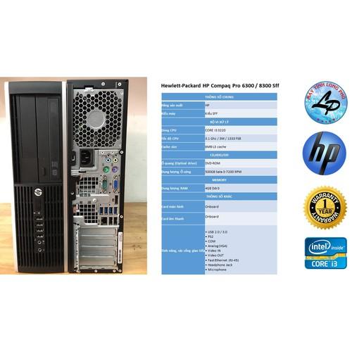 Hewlett-Packard HP Compaq Pro 6300 - 8300 Sff